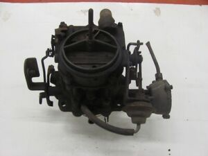 1969 69 Oldsmobile Olds Rochester 2 Gc Carb 350 425 455 7029158 1970