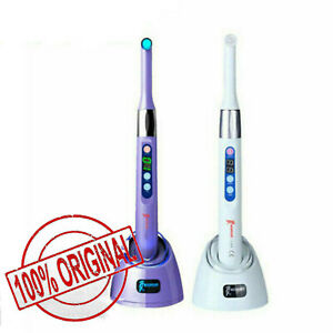 Woodpecker Dental Wireless I Led Curing Light Lamp 1 Sec Cure 100 Original