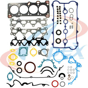 Engine Full Gasket Set Apex Automobile Parts Fits 1990 Mazda Miata 1 6l l4