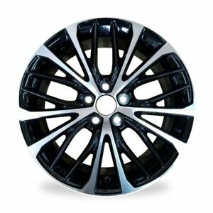 18quot; Black Wheel For 2018 2020 Toyota Camry OEM Quality Factory Alloy Rim 75221B $159.96