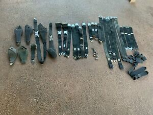 Mopar Seatbelts Huge Lot 1968 1973 Factory Originals E B A Body Retractors