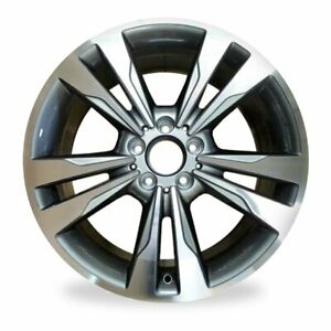 New Single 18 Wheel For 2014 2016 Mercedes Benz E Class Oem Quality Alloy 85397