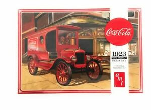 AMT1024  Coca Cola 1923 Ford Model T DeliveryCoca Cola 1923 Ford Mode
