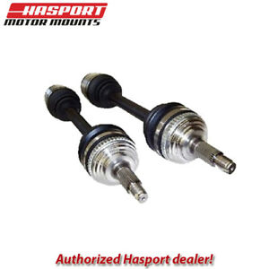 Hasport Axle Set For H series Engine Swap 92 01 For Civic Integra Hp egh3ax