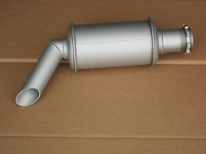 Muffler For Ih International 154 Cub Lo boy 184 185