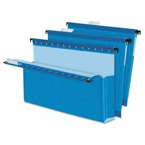 Pendaflex Surehook Reinforced Hanging Box Files 2 Inches
