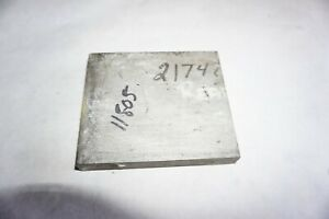 4 X 4 1 2 X 3 4 Stainless Steel Flat Stock