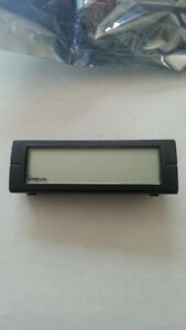Simpson 20 Vdc Lcd Digital Panel Meter 5vdc Supply No Backlight M135 0 0 13 0