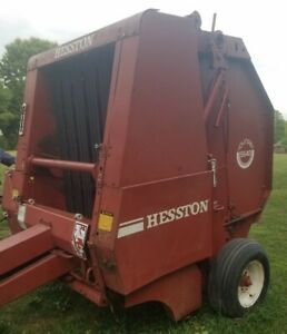 Round Hay Baler   MCS Industrial Solutions and Online