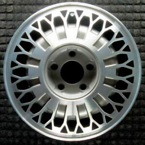 Cadillac Deville Machined 15 Inch Oem Wheel 1988 1991 3634735