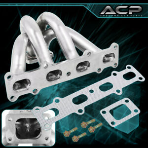 For 94 05 Mazda Miata Mx5 1 8l T2 T25 T28 Performance Exhaust Header Manifold