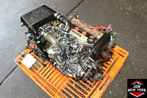 86 89 Toyota Mr2 Aw11 1 6l Supercharged Engine Trans free Shipping Jdm 4a gze