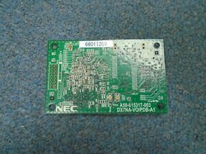 Nec Dsx 40 80 160 1091044 Dx7na Voipdb A1 4 Port Ip Voip Station Expansion Card