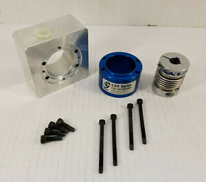 Gam Gear Lsk22n 0994 Linear Slide Kit housing Metal Coupling Bellows