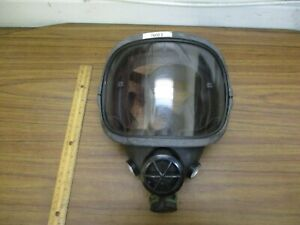 North 7600 8 Respirator Mask 651 02 6 used As Pictured no Pkg Dirty