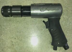 Used Ingersoll Rand 114gqc Air Hammer W Quick Change Retainer