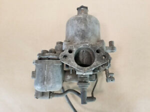 Su Hs6 Carburetor Carb Mg Triumph Jaguar