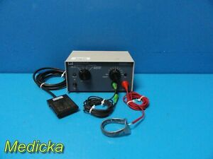 Cameron Mitler 26 0345 Electrosurgical Unit W Foot pedal Leads 17542