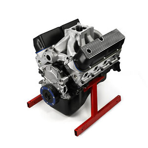 Fits Ford 302 347 460hp Forged Arsenal Aluminum Head Hyd Roller Crate Engine