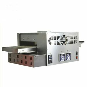 18 Gas Commercial Conveyor Pizza Baking Bakery Oven Toaster Making Machine For