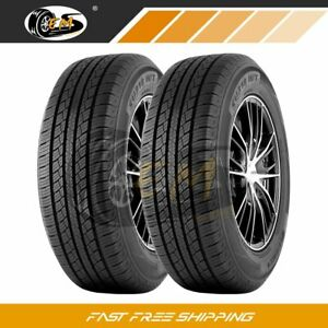 2 New 275 60r17 110t Sl Westlake Su318 Hwy High Performance Tires 275 60 R17