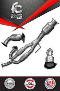 Fits 2005 2006 Nissan Altima 3 5l Catalytic Converter Set Auto Tranmisson Only