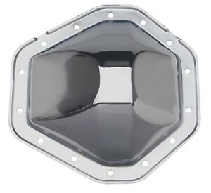 Trans dapt Performance Products 9047 Chrome Complete Differential Cover Kit