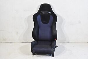 2003 2005 Mitsubishi Evolution 8 Recaro Seat Passenger Front Right Rh Evo8 03 05