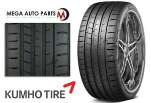 1 New Kumho Ecsta Ps91 295 30zr20 101y Xl Tires