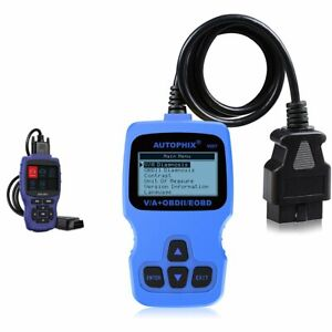 New Abs Srs Airbag Tpms Dpf Cbs Scanner Obd2 Eobd Car All System Diagnostic Tool
