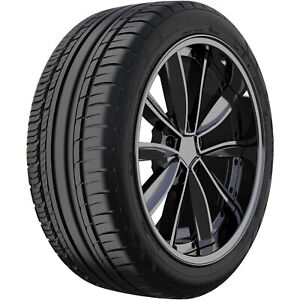 2 New Federal Couragia F x 275 40r20 106w Xl A s High Performance Tires