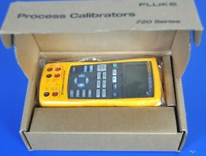 New Fluke 725 Multifunction Process Calibrator Nist Calibrated With Data