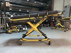 Stryker Performance Pro 700 Lbs Manual Ambulance Stretcher Cot Ferno Ems Mint