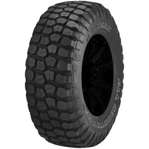 4 lt315 75r16 Ironman All Country M t 127 124q E 10 Ply White Letter Tires