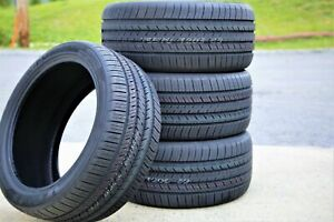 4 New Atlas Tire Force Uhp 225 40r18 92y Xl High Performance Tires