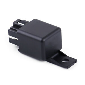 12v 40a Relay Fit For Fog Driving Light Wire Wiring Harness Yl 388 S 4 Pins Good
