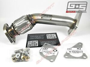 Grimmspeed Uppipe For 02 14 Wrx Sti 04 13 Forester Xt 05 09 Legacy Gt