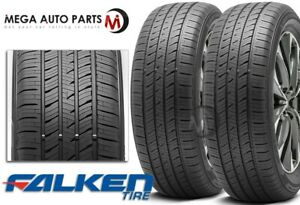 2 New Falken Ziex Ct60 A S 235 65r17 104v Sl All Season Cuv Suv Touring Tires