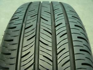 2 Continental Contiprocontact 205 60r16 91t Used Tire 7 8 32 12150