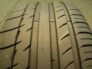 Michelin Latitude Sport 255 55r18 109y Used Tire 8 9 32 26809