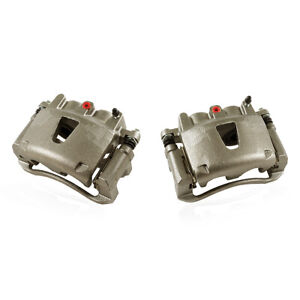 Front Oe Brake Calipers Pair For 2014 2015 2016 2017 2018 Nissan Rogue