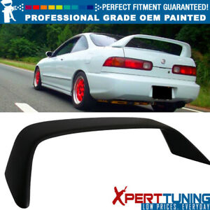 Fits 94 01 Integra Db Dc2 3dr Hb Type R Painted Trunk Spoiler Oem Painted Color