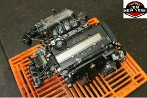 92 93 94 95 Honda Civic Sir 1 6l Dohc Obd1 Vtec Engine Jdm B16a