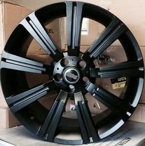22 Wheels Fit Range Rover Hse Sport Supercharged With Tires Stormer Rims Lr3