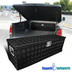 49 x15 x15 Truck Heavy Duty Tool Box Underbody Storage Pickup Trailer locks
