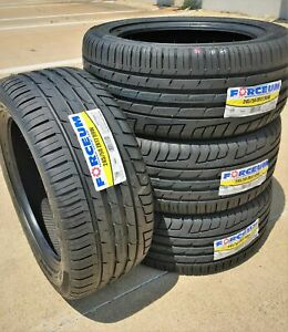 4 New Forceum Octa 245 50r17 Zr 99w A s High Performance Tires