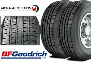 2 Bf Goodrich Commercial T A A S 2 Lt235 85r16 120r Tires
