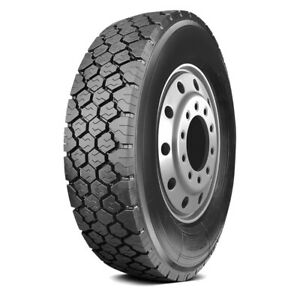 Americus Rd 3000 245 70r19 5 Load H 16 Ply Commercial Tire