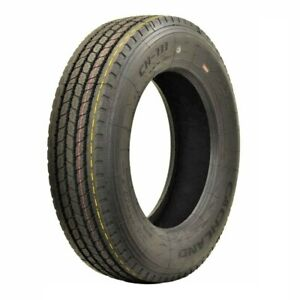2 New Cachland Ch 111 245 70r19 5 Load H 16 Ply Commercial Tires