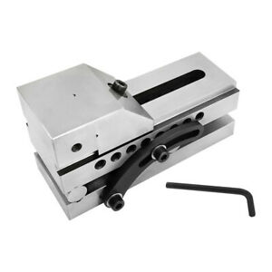3 Inch Sine Vise 4 3 8 Inch Vise Capacity Toolmaker Tool Making Clamp Vice